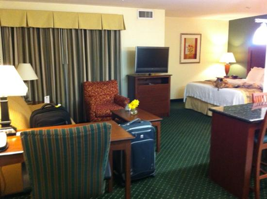 Residence Inn Killeen: standard room