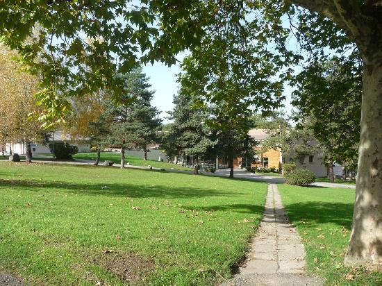 Le Pre du Lac : parc