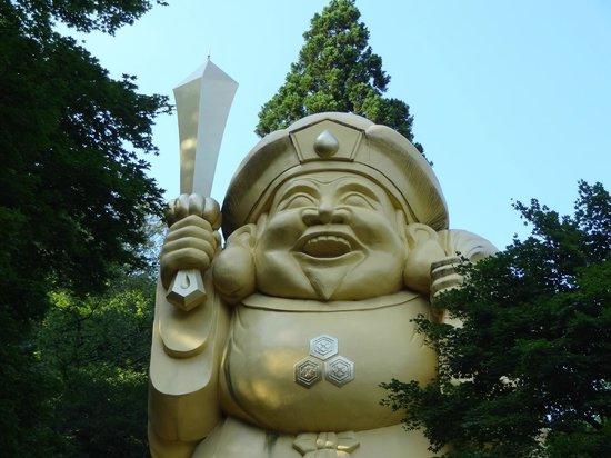 Shimonita-machi, Japan: 大黒様