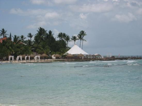 Viva Wyndham Dominicus Beach: The beach