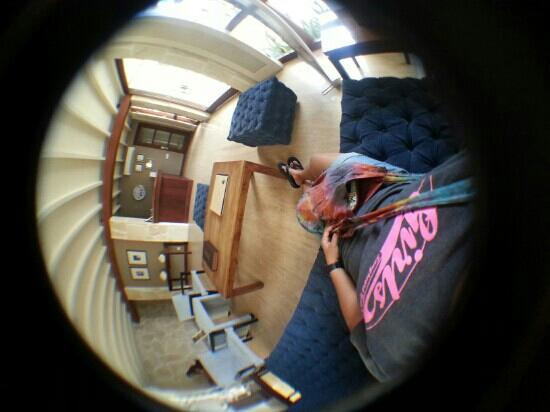 Tanaya Bed & Breakfast : Lobby