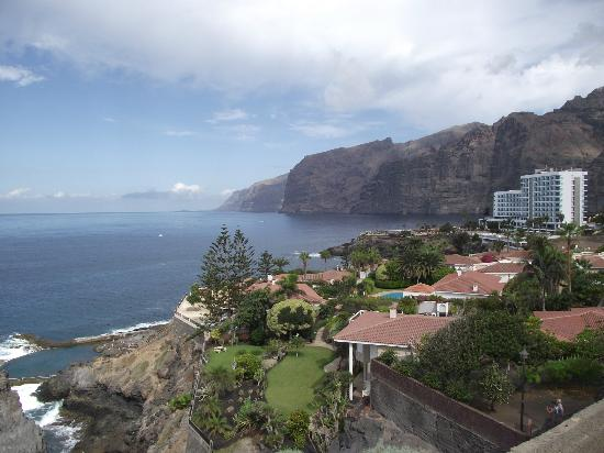 Globales Tamaimo Tropical: Los Gigantes and the Natural Swimming Pool