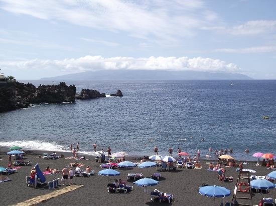 Globales Tamaimo Tropical: Playa de la Arena and La Gomera