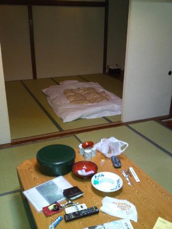 Nasu Mount Hotel : 部屋内部