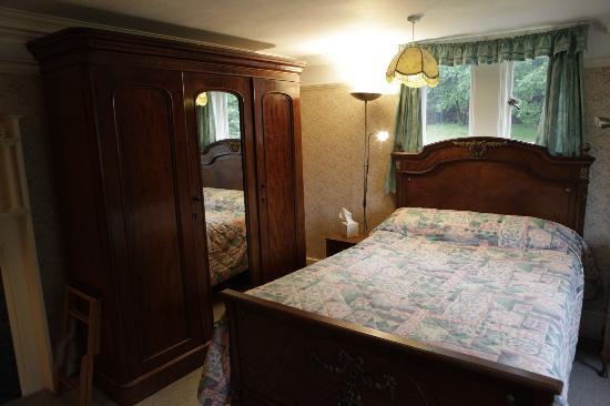 Bramble Hill Hotel: Unser Zimmer