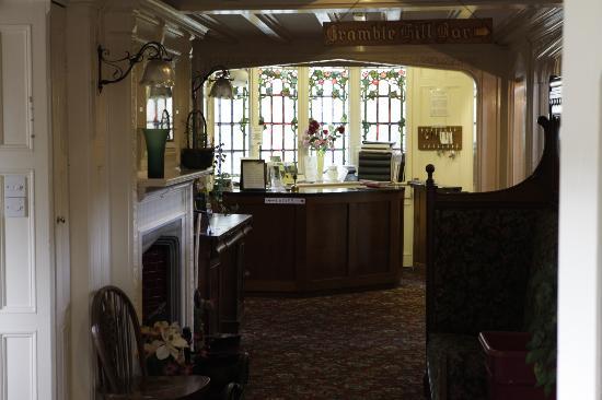 Bramble Hill Hotel: Reception