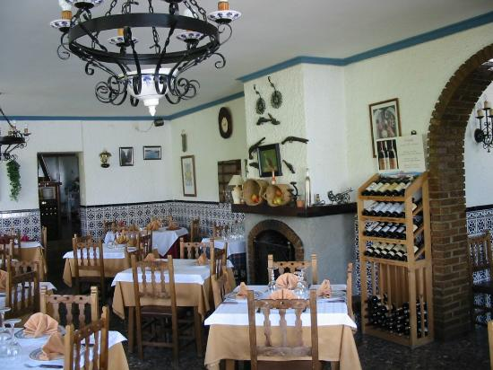 Oasis: Restaurante