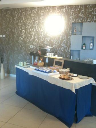 Hotel Napolit'amo Medina: buffet colazione