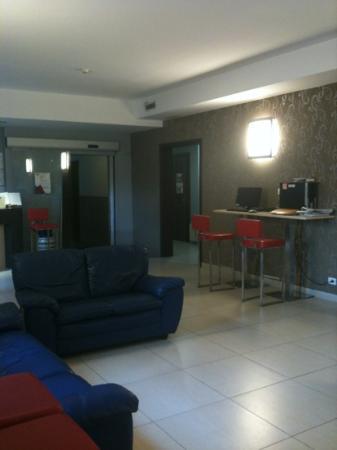 Hotel Napolit'amo Medina : hall