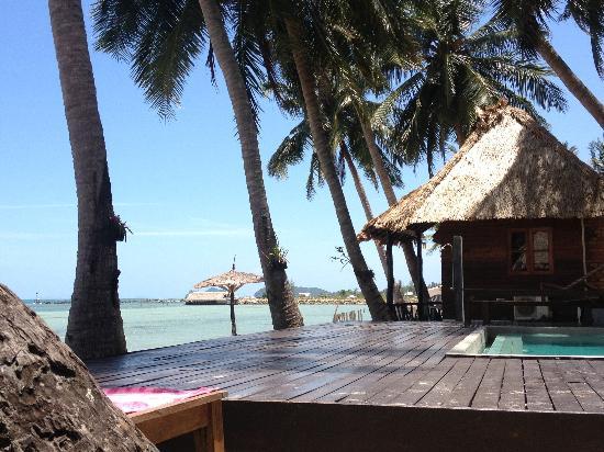 Hansa Beach Resort: Chilling