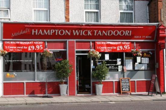 Hampton Wick Tandoori