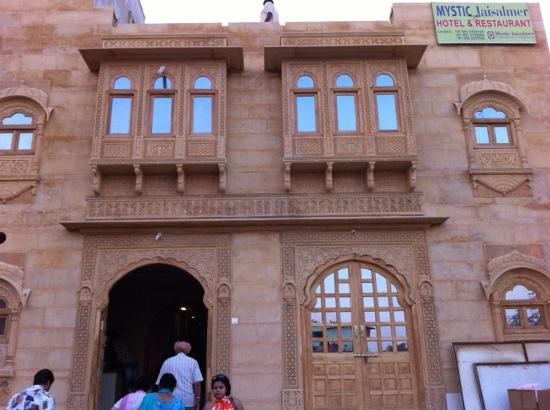 Mystic Jaisalmer Hotel: mystic Jaisalmer.