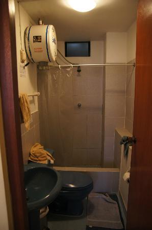 Casa Yolanda: bagno