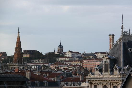 Arts Hotels, Lyon Cordeliers: View
