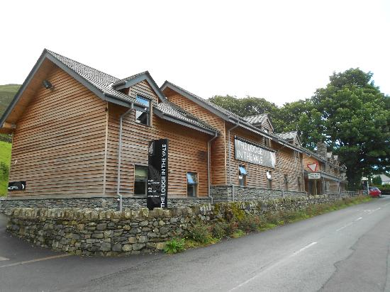 The Lodge in the Vale: hotel