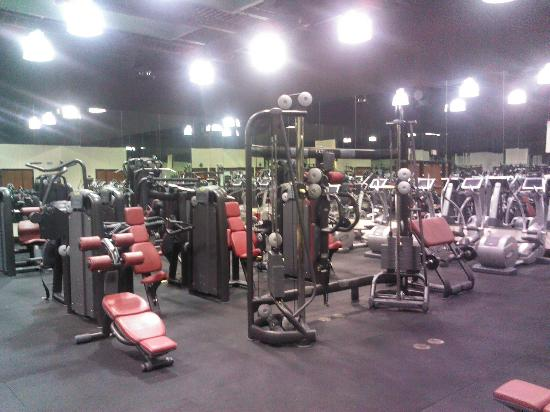 Bonaventure Resort & Spa: Great! 24hour gym