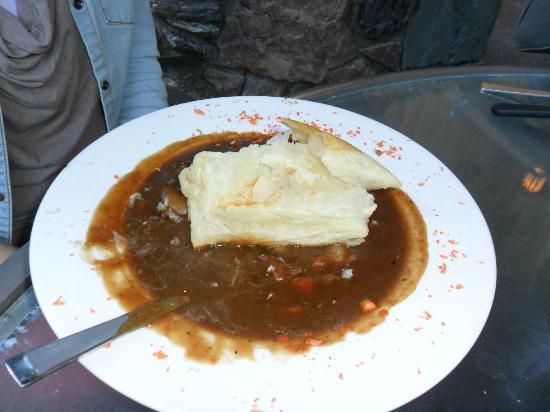 Nottinghams Tavern: Beef Stew