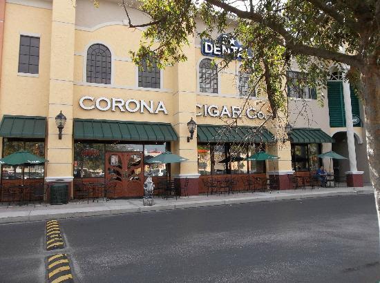 Corona Cigar Company, Sand Lake Road, Orlando