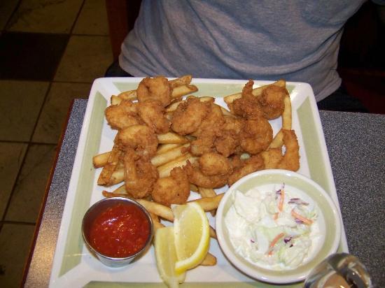 99 Restaurants Fried Shrimp