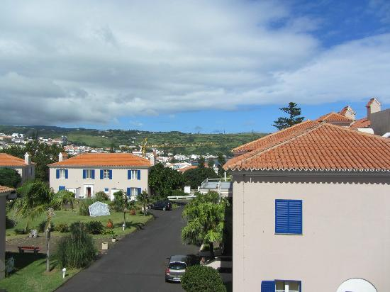 Azoris Faial Garden Resort Hotel: View from balcony