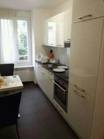Guesthouse Dienerstrasse: Cucinar