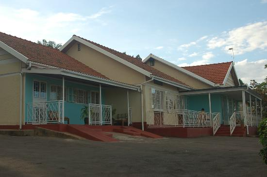Lake Victoria View Guest House: Lake Victoria View Guesthouse in Entebbe
