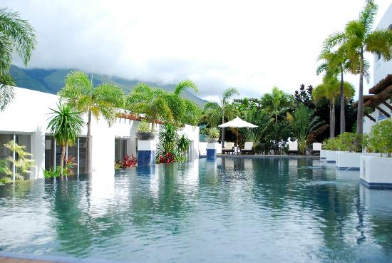 Bellarocca Island Resort and Spa: Lap pool