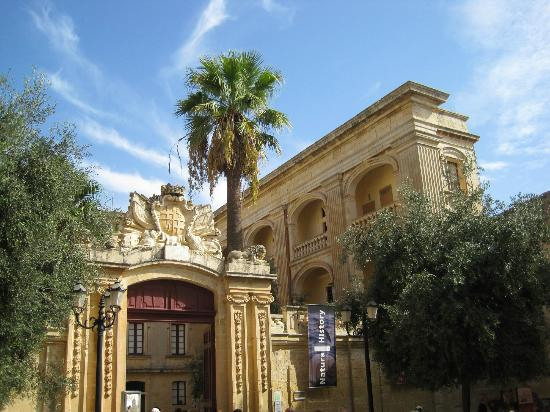 ‪‪Mdina Old City‬: Mdina - Vilhena Palace