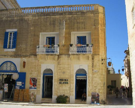 Mdina Old City: Mdina-