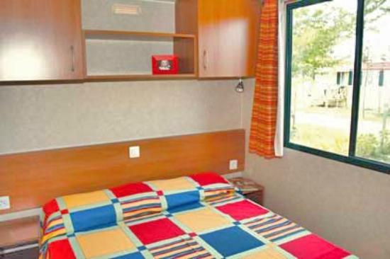 Camping Marelago : Camera mobilhome
