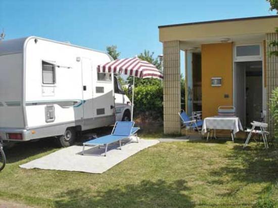 Camping Marelago: Piazzola Airone