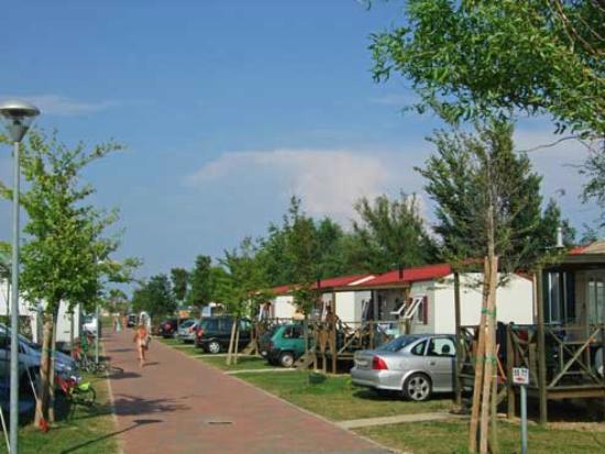 Camping Marelago: Mobilhome