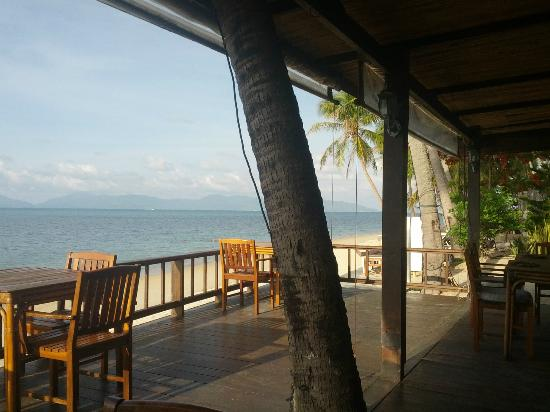 Koh Samui Resort : View from resturant