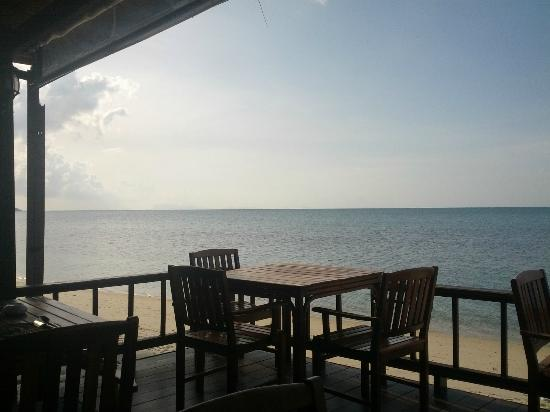 Koh Samui Resort : View from resturant 2