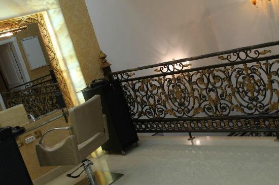 Nara Salon: Nara Beauty Salon Qatar - Hair Chair