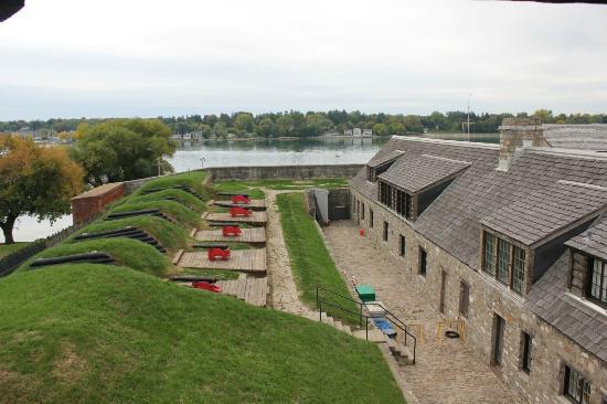 写真Old Fort Niagara枚