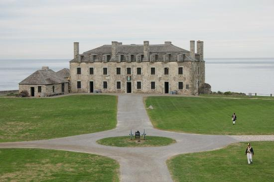 Old Fort Niagara: The French Castle