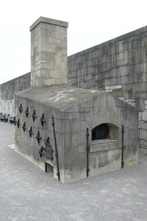 Old Fort Niagara: Shot Oven at Ft. Niagara