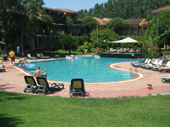 Limak Limra Hotel : our fave pool again