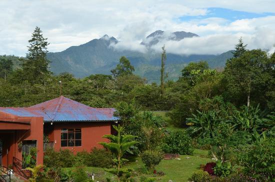 Hotel Dos Rios: volcan baru