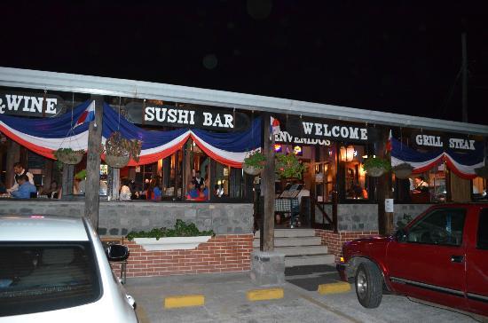 Hotel Dos Rios: kids world restaurant