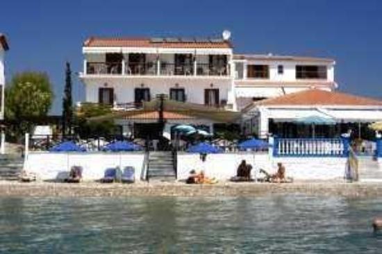El Coral Hotel: Meerseite
