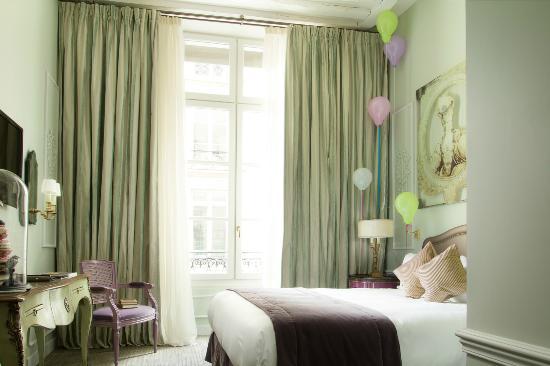 La Maison Favart: Suite Mademoiselle Chantilly