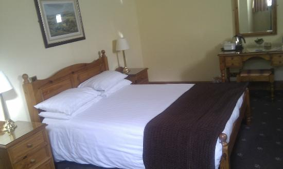 Station Inn Oxenholme: Double room