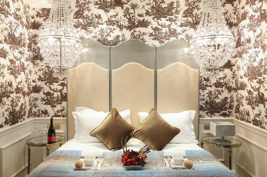 La Maison Favart: Chambre Classic