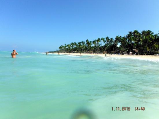 Bavaro Princess All Suites Resort, Spa & Casino : uen eau à 28 *