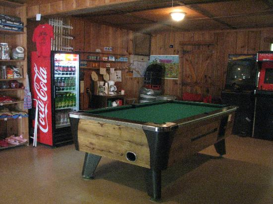 Pool Table Snacks Video Games In The Store Picture Of Flintlock - Pool table retailers near me