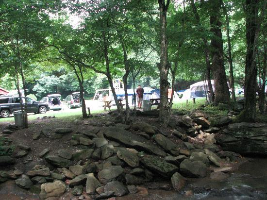 Flintlock Family Campground: Tent Camping