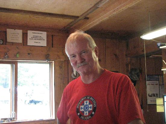 Flintlock Family Campground: E. B. Fox, Founder