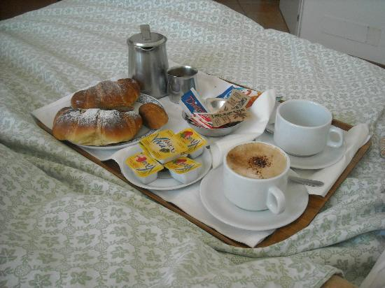 Eco Hotel Edy: colazione in camera
